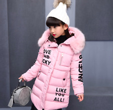 8ef5d008f0da Girls Diamond Quilted Padded Jacket Kids Coat Checked Tartan Lined ...