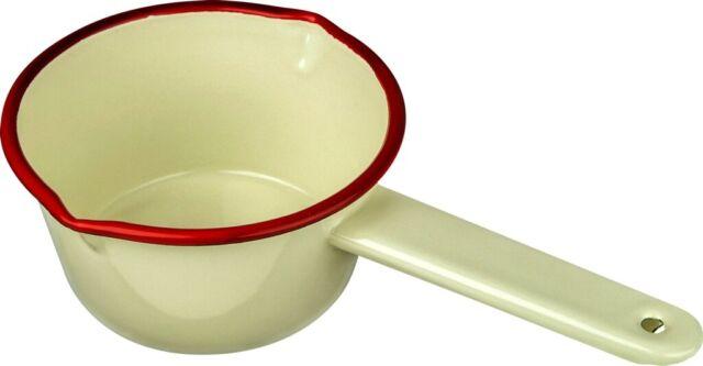 Circulon Milk Pan 14 cm Red