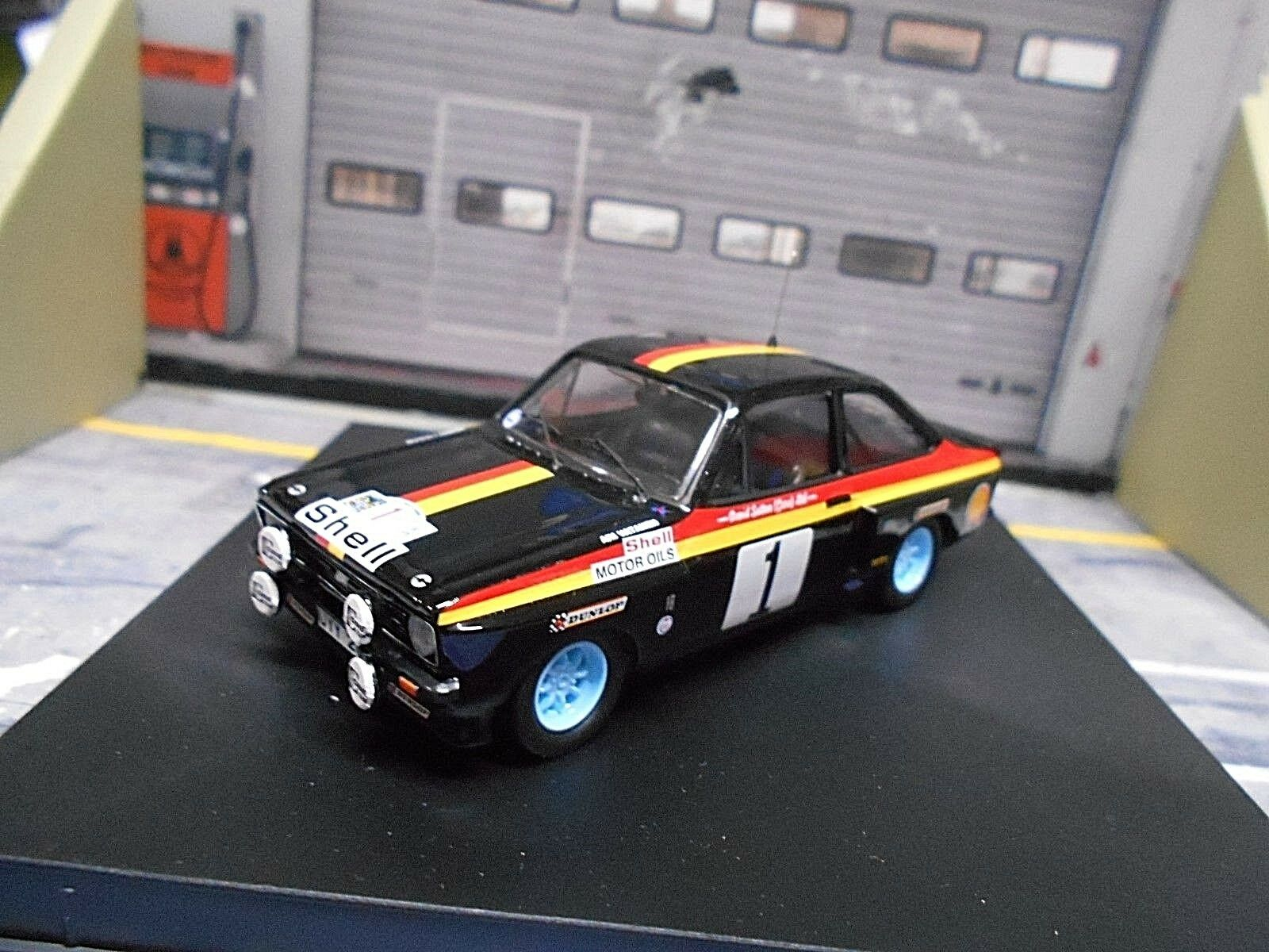 diseño simple y generoso Ford Escort MKII rally rally rally breitbau Madeira 1978  1 vatanen winner she Trofeu 1 43  bajo precio