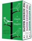 A Charm of Magpies: An ebook bundle of The Science Magpie, The Antiques Magpie and The Nature Magpie by Daniel Allen, Simon Flynn, Marc Allum (Paperback, 2014)