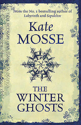 1 of 1 - KATE MOSSE, THE WINTER GHOSTS. 9781409103394