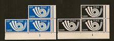 IRELAND: 1973 Europa SG 327-8  unmounted mint blocks of three