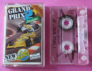 Amstrad-CPC-Codemasters-GRAND-PRIX-SIMULATOR-2-II-1989-NEW