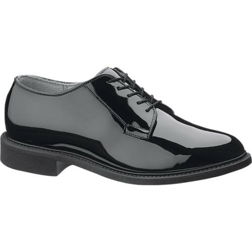 BATES HIGH GLOSS DRESS OXFORD MADE IN USA 7 TO 13 E