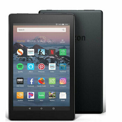 Fire 7 Tablet Black 7 Display 16 GB