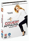 Covert Affairs - Series 2 - Complete (DVD, 2012, 4-Disc Set)