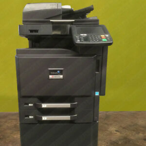Details about Kyocera TaskAlfa 3501i Monochrome Tabloid Copier Printer  Scanner Laser 35ppm