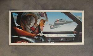 Star-Wars-Empire-Strikes-Back-Postcard-Lucasfilm-Hoth-Snow-Speeder-Skywalker