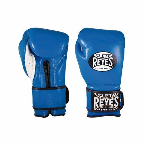 *FREE* Cleto Reyes Wrap Around Boxing Gloves Sparring Blue Training Boxing