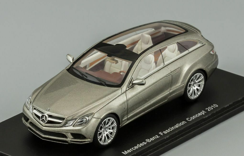 Mercedes -Benz Fascination Concept 2010 Spark 1 43 S1057
