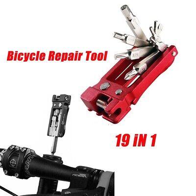 RockBros Bicycle Repair Tool Bike Pocket Multi Function 1 Folding Tool in B M8B3