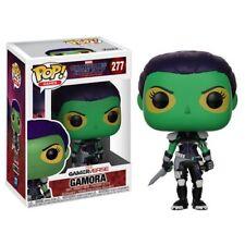 Funko Pop New Games 277 Marvel Gamer Universe Guardians Of The Galaxy Gamora