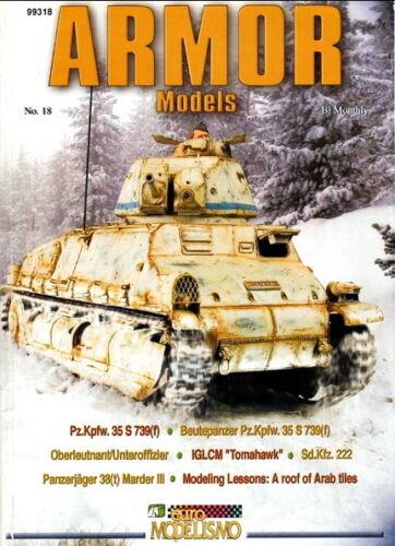 Euro Modelismo Panzer Aces Magazine Issue No.18 English Version