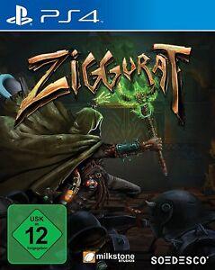 Ziggurat           PS4       Playstation 4       !!!!! NEU+OVP !!!!!