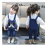 26-style-Kids-Baby-Boys-Girls-Overalls-Denim-Pants-Cartoon-Jeans-Casual-Jumpers thumbnail 56