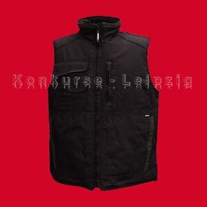 Novità Canvas Grigio S Vest Dassy® Nero Winter Work Wayne Gilet professionale 350087 IPpqvApwx