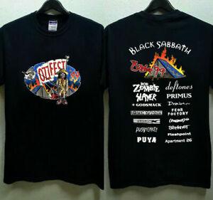 Vintage-rare-1999-OZZFEST-99-TOUR-Concert-BLACK-SABBATH-new-gildan