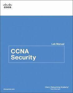 ccna security lab manual 9781587132490 ebay rh ebay com Cisco CCNA Lab CCNP Lab Diagram