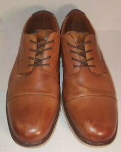 Nunn Bush Kore Melvin St Cap Toe Oxford Mens Shoe 10w