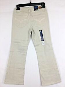 643966adfd7 JORDACHE Girls Bootcut Denim Jeans 8 1/2 P Plus Fit Adjustable Waist ...