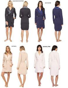 db23312231 NEW UGG Women s Blanche Soft Shawl Collar Comfy Sleepwear Robe ...