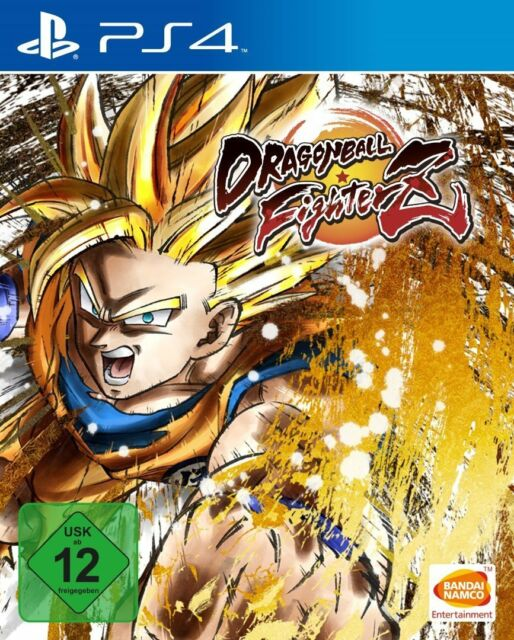 Dragon BALL FIGHTERZ | ps4 | NUOVO & OVP | Uncut