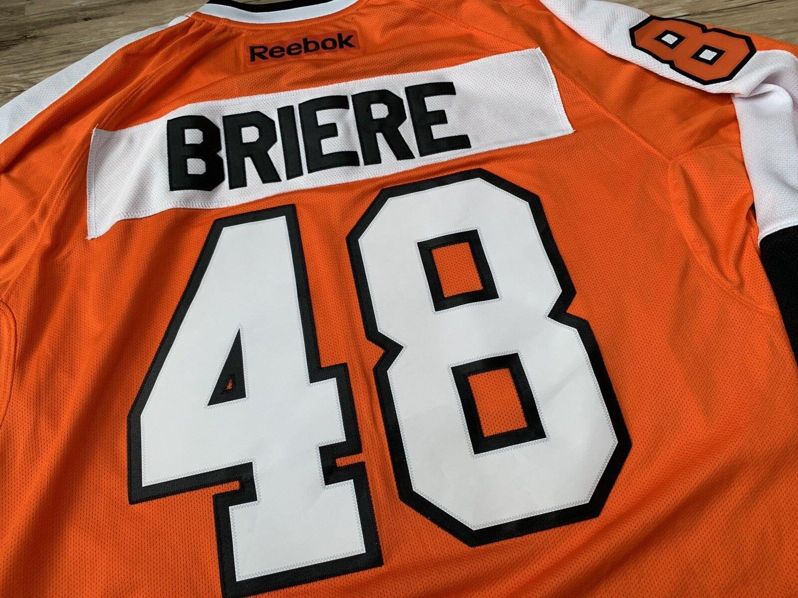 NHL Philadelphia Flyers    48 Daniel Briere / Eisbären Berlin Trikot Jersey - NEU 38c51e