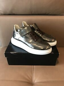 Details about Alexander McQueen $695 Platform Sneakers in size 45--12 US.!! NIB.!!