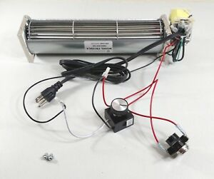 Tjernlund-FB15DLX-Fireplace-Blower-Motor-with-Speed-Control