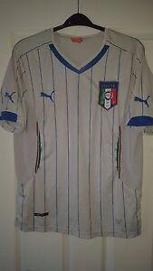 Mens-Football-Shirt-Italy-National-Team-White-Puma-Away-2014-2015-M