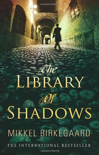 The Library of Shadows,Mikkel Birkegaard