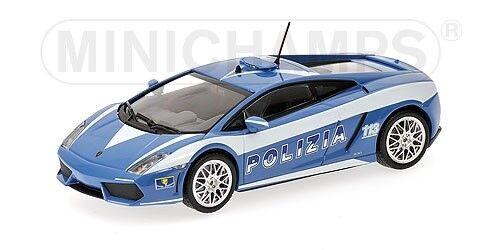 Lamborghini Gallardo LP560-4 2009 Polizia Italiana 1 43 Model MINICHAMPS