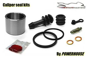 Kawasaki GPZ600 R front brake caliper piston seal rebuild kit Ninja 600R A1 1985