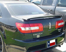 FITS LINCOLN ZEPHYR 2006 BOLT-ON REAR TRUNK SPOILER - UNPAINTED