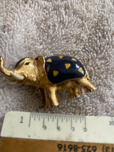 Vintage Ciner Elephant Pin