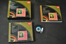 box 2 cd VERDI FALSTAFF KARAJAN GOBBI SCHWARZKOPF MERRIMAM PANERAI EMI 1999
