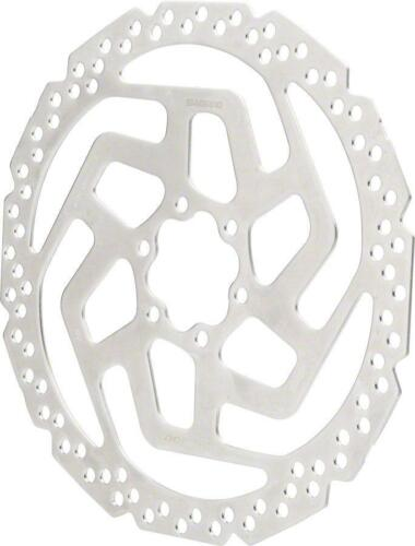 Resin Pad Only Shimano RT26M 180mm 6-Bolt Disc Brake Rotor