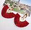 Women-Fashion-Bohemian-Long-Tassel-Fringe-Dangle-Drop-Earrings-Ear-Stud-Jewelry thumbnail 34