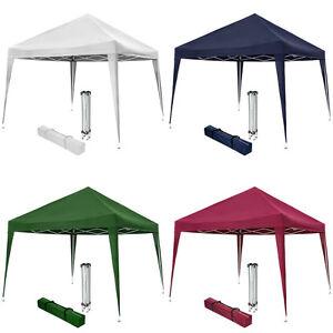 Faltpavillon-3-x-3-m-Gartenzelt-Partyzelt-Festzelt-faltbar-Pavillon-Zelt