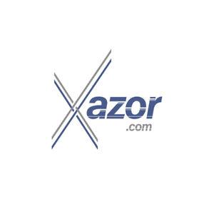 Xazor.com Pronounceable Like Razor Catchy Brandable 5 Letter Domain Name