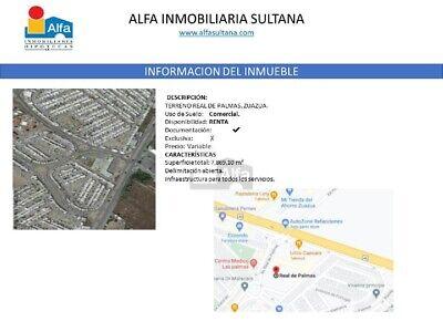 Terreno comercial en renta en Real de Palmas, General Zuazua, Nuevo León