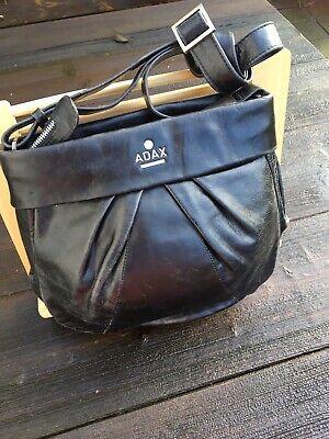 Adax Skuldertaske | DBA brugte tasker og tilbehør