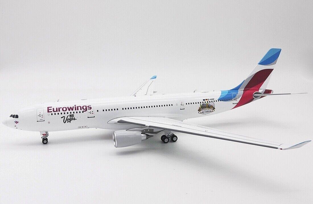 INFLIGHT 200 IF332EW0219 1 200 EUROWINGS AIRBUS A330-200 D-AXGF LAS VEGAS W STD