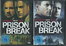 Prison Break - Staffel - Season drei & vier - Neu & OVP 3 4