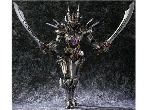 Kb10 Makai Kadou Garo STORM Knight BADO Action Figur BADAI TAMASHI NATIONS