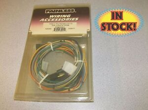 Enjoyable Painless Performance 30901 1967 72 Chevy A C Harness Use With Part Wiring Digital Resources Timewpwclawcorpcom