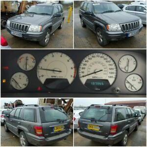 Image Is Loading Jeep Grand Cherokee WJ 99 04 OS Right