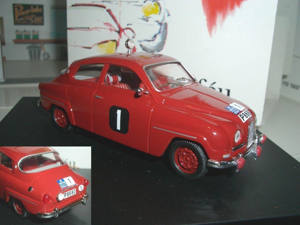1 43 Trofeu Saab 96 1st. R.A.C. (1961) diecast