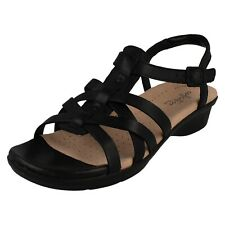 cc86a8192 item 7 LADIES CLARKS LOOMIS KATEY BUCKLE OPEN TOE COMFORT LOW HEEL SUMMER  SANDALS SIZE -LADIES CLARKS LOOMIS KATEY BUCKLE OPEN TOE COMFORT LOW HEEL  SUMMER ...