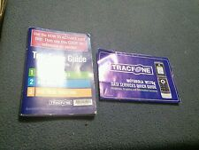 Tracfone Guide for Motorola W376g and a Quick guide included - no phone